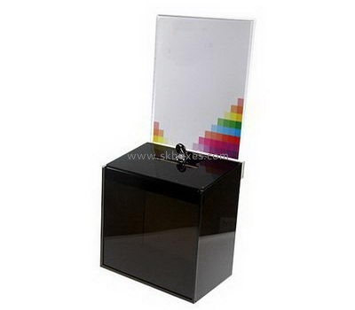 Perspex employee suggestion box BBS-694