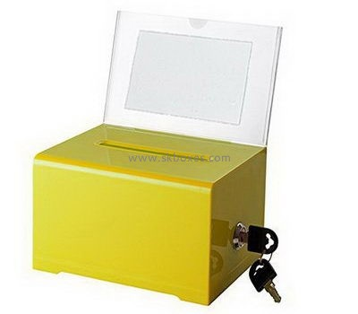 Perspex safety suggestion box BBS-699