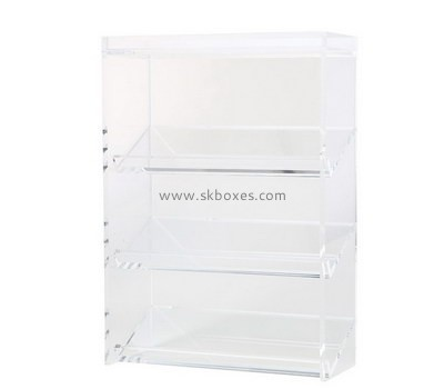 Custom clear acrylic display cabinet BDC-1961