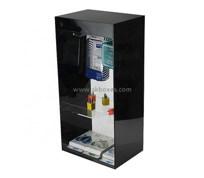 Custom acrylic display cabinet for small items BDC-2005