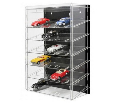 Custom acrylic model cars display cabinet BDC-2205
