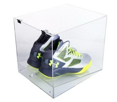 Custom plexiglass shoes boxes BDC-2208