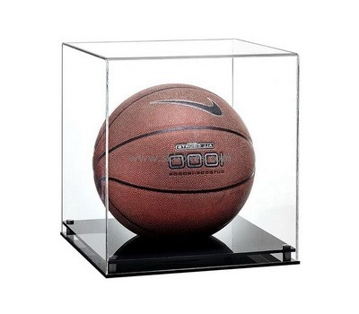 Custom acrylic ball display case BDC-2234